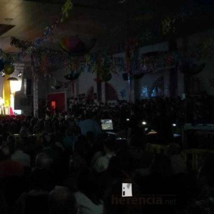 Fotografías de la inauguración del Carnaval de Herencia 2019 27