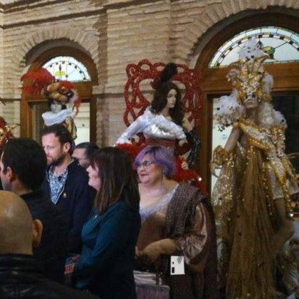 inauguracion carnaval 2019 herencia 4 420x420 - Fotografías de la inauguración del Carnaval de Herencia 2019
