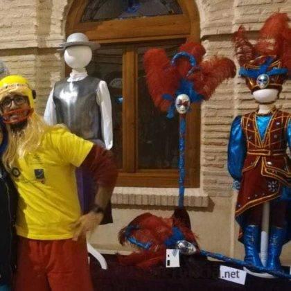 Fotografías de la inauguración del Carnaval de Herencia 2019 7