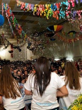 Fotografías de la inauguración del Carnaval de Herencia 2019 12
