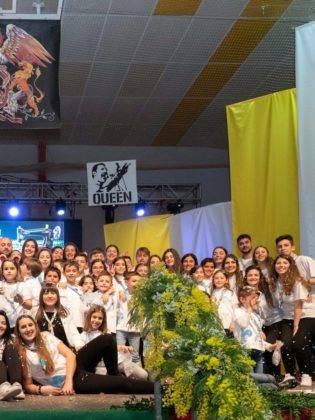 Fotografías de la inauguración del Carnaval de Herencia 2019 20