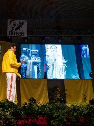 Fotografías de la inauguración del Carnaval de Herencia 2019 21