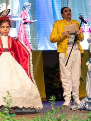 Fotografías de la inauguración del Carnaval de Herencia 2019 34