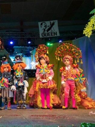 Fotografías de la inauguración del Carnaval de Herencia 2019 35