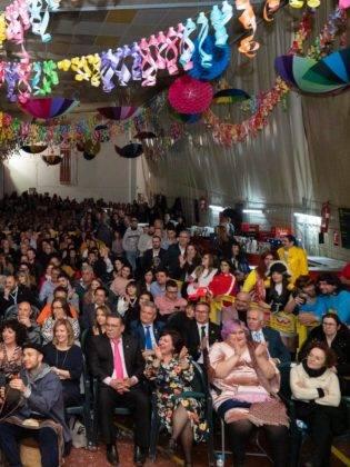 Fotografías de la inauguración del Carnaval de Herencia 2019 39