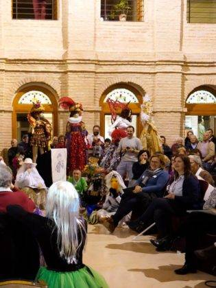 """mujer carnaval herencia 11 315x420 - Fotografías de la ponencia """"La Mujer en el Carnaval de Herencia"""""""