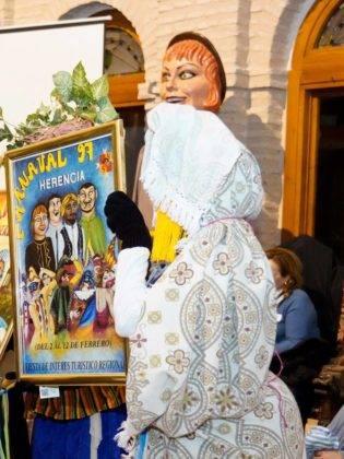 """Fotografías de la ponencia """"La Mujer en el Carnaval de Herencia"""" 12"""