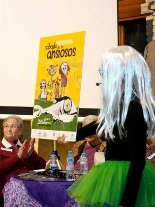 """mujer carnaval herencia 2 315x420 - Fotografías de la ponencia """"La Mujer en el Carnaval de Herencia"""""""