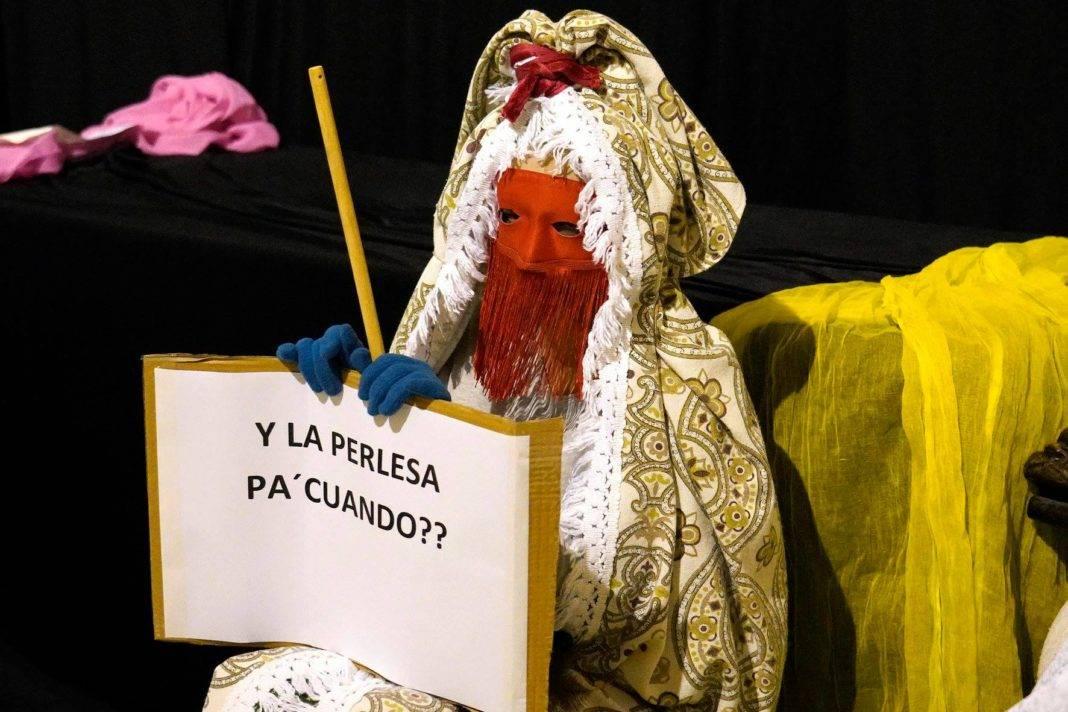 """Fotografías de la ponencia """"La Mujer en el Carnaval de Herencia"""" 19"""