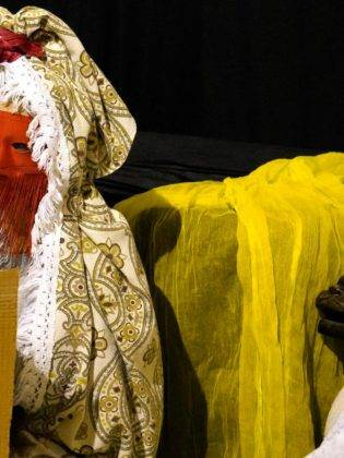 """Fotografías de la ponencia """"La Mujer en el Carnaval de Herencia"""" 5"""