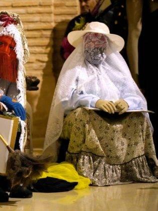 """Fotografías de la ponencia """"La Mujer en el Carnaval de Herencia"""" 7"""