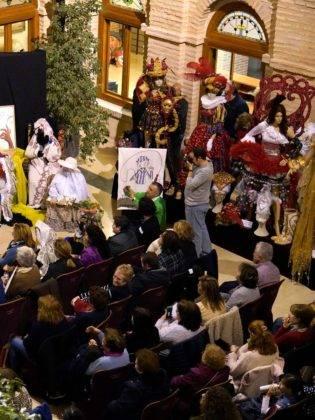 """mujer carnaval herencia 8 315x420 - Fotografías de la ponencia """"La Mujer en el Carnaval de Herencia"""""""