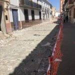 Comienzan las obras en la Calle Lope de Vega 3