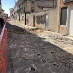Comienzan las obras en la Calle Lope de Vega 7