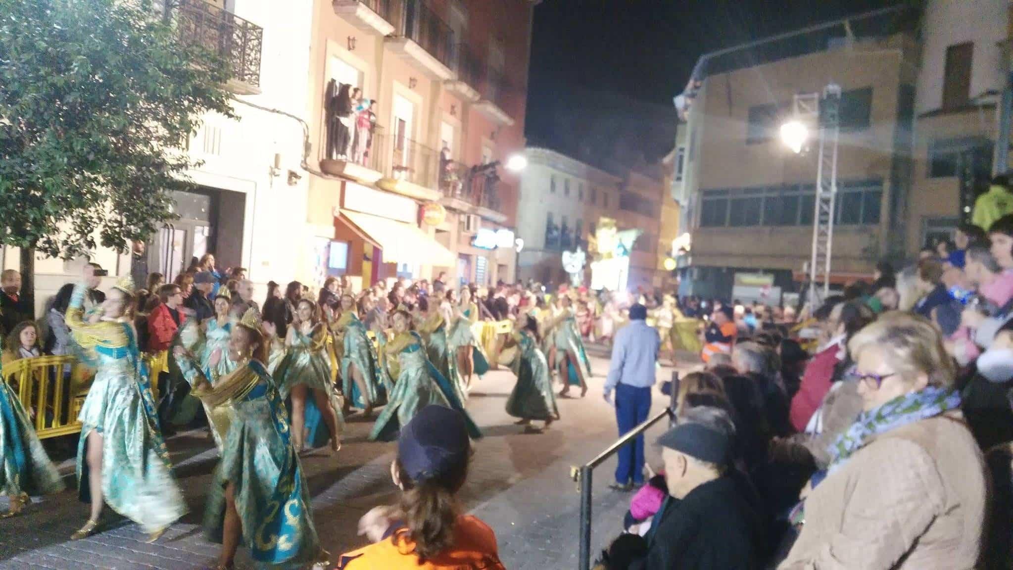 ofertorio carnaval 2019 herencia - Más de 40 grupos, 3500 personas y 26 ciudades participan en el Ofertorio 2019
