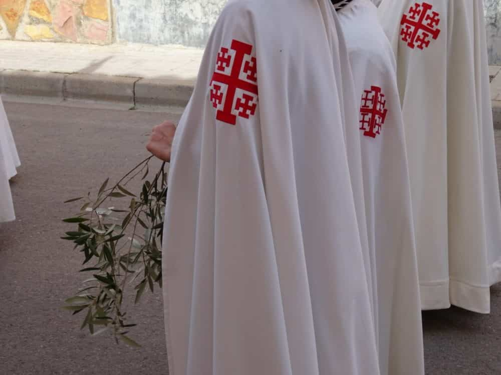 04Procesion de la Borriquilla del Domingo de Ramos en Herencia Foto Mari Carmen Fdez Caballero 1000x750 - Buen tiempo y devoción, en la celebración del Domingo de Ramos