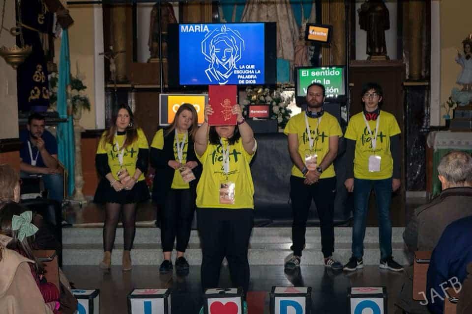 16IX Encuentro Juvenil Diocesano CREO - Galería fotográfica del IX Encuentro Juvenil Diocesano Creo
