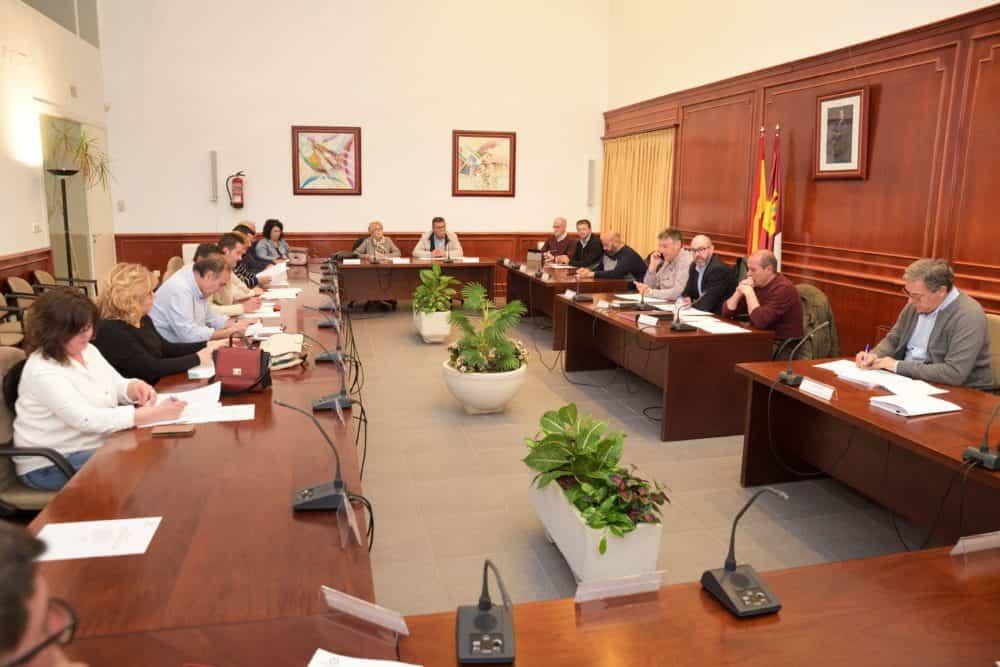 20190409 Pleno Comsermancha 1000x667 - 7,5 millones de euros para la puesta en marcha de la recogida de orgánica y la planta de pirólisis
