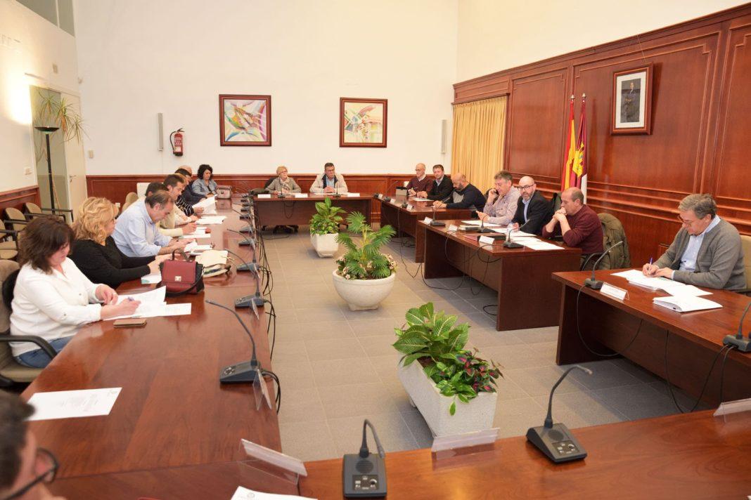 20190409 Pleno Comsermancha 1068x712 - 7,5 millones de euros para la puesta en marcha de la recogida de orgánica y la planta de pirólisis