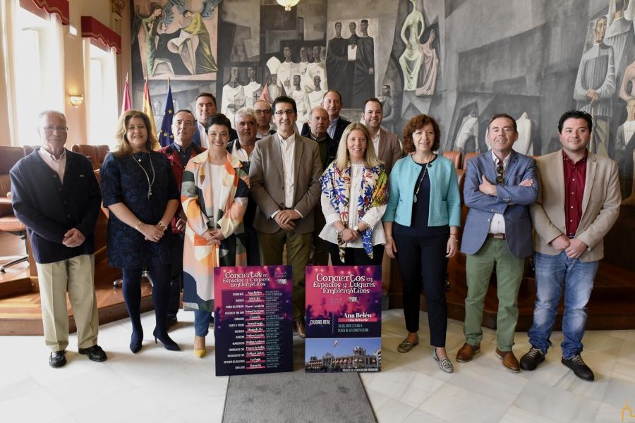 22Conciertos en Espacios y Lugares Emblemáticos22 de Ciudad Real 2019 - Dvicio actuará en Herencia el 1 de junio