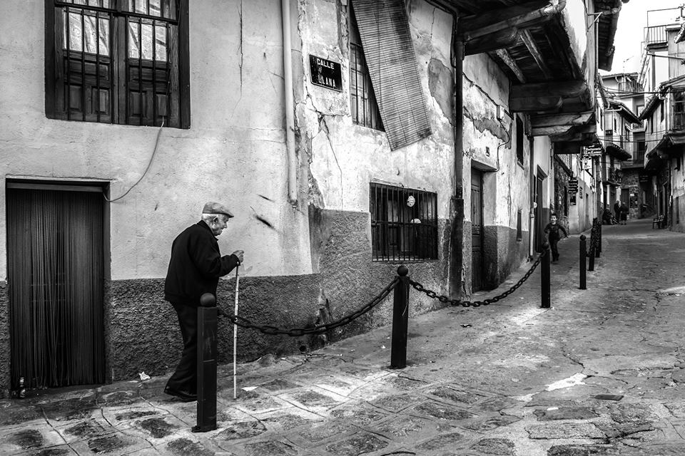 Al principio y al final del camino tercer premio del concurso Un mundo rural vivo Obra de Antonio Alcázar Ojeda - La Red Rural Nacional premia una fotografía de Pablo García-Miguel (Folbap)