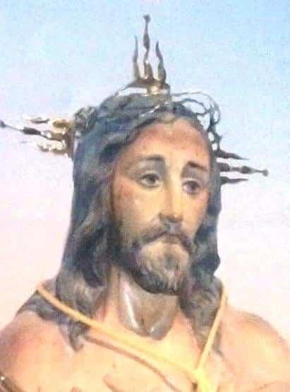 La imaginería de la Semana Santa en Herencia 6