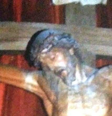 CRISTO CONVENTO - La imaginería de la Semana Santa en Herencia