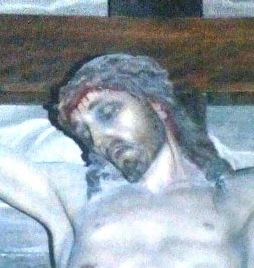 CRISTO JOVENES - La imaginería de la Semana Santa en Herencia
