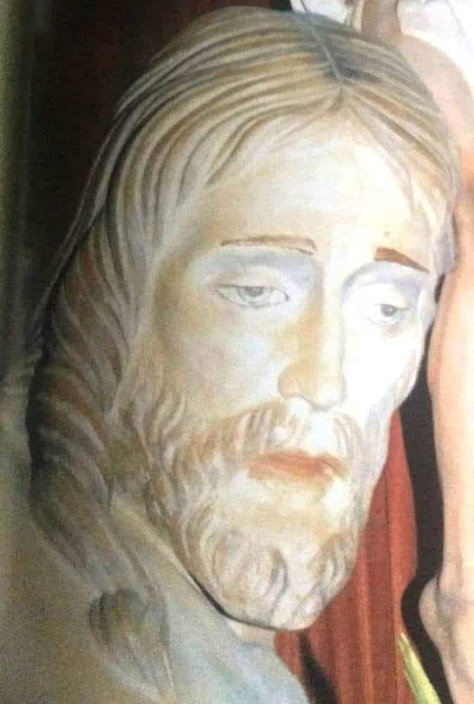 La imaginería de la Semana Santa en Herencia 13