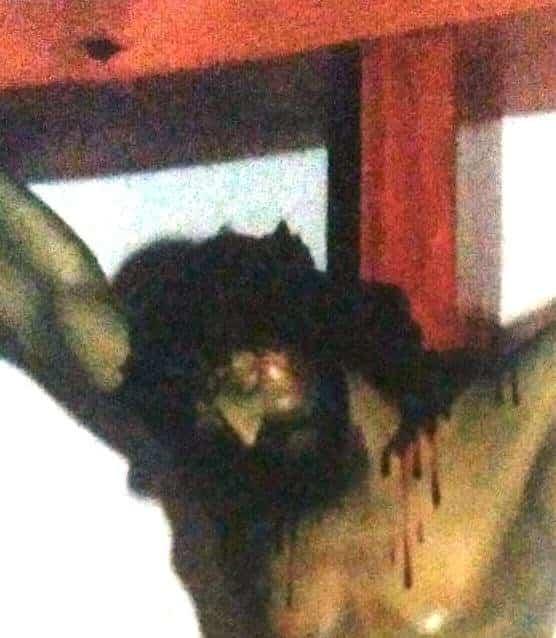 CRISTO MONJAS - La imaginería de la Semana Santa en Herencia