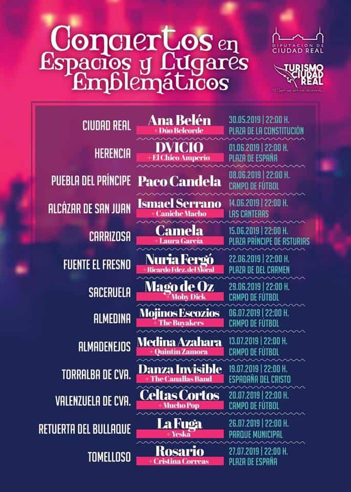 Concierto de Dvicio en Herencia - Dvicio actuará en Herencia el 1 de junio