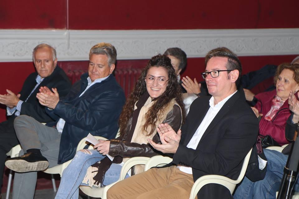 Cristina Rodríguez de Tembleque presenta su candidatura a la Alcaldía de Herencia 2