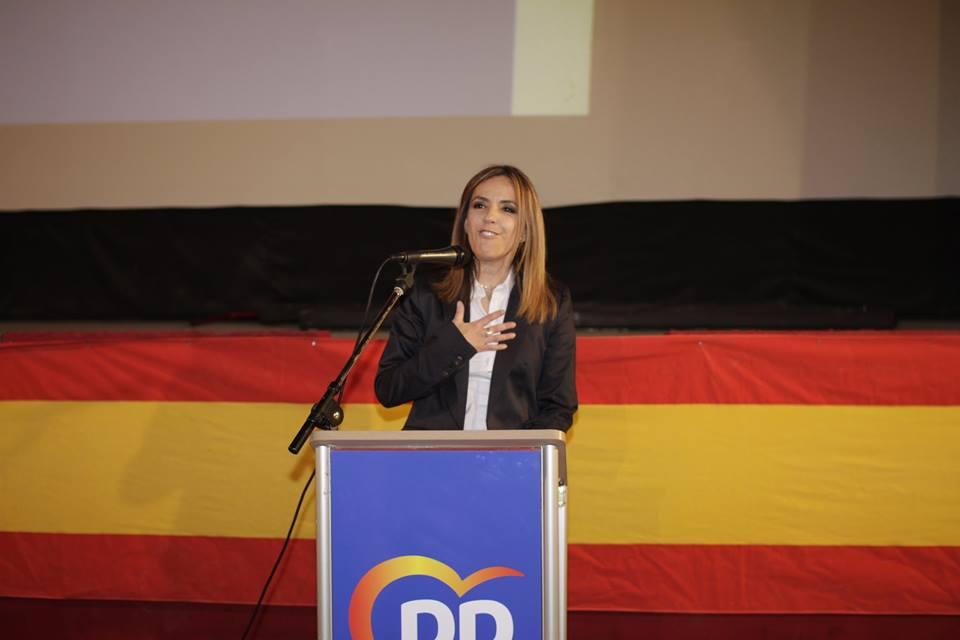 Cristina Rodríguez de Tembleque presenta su candidatura a la Alcaldía de Herencia04 - Cristina Rodríguez de Tembleque presenta su candidatura a la Alcaldía de Herencia