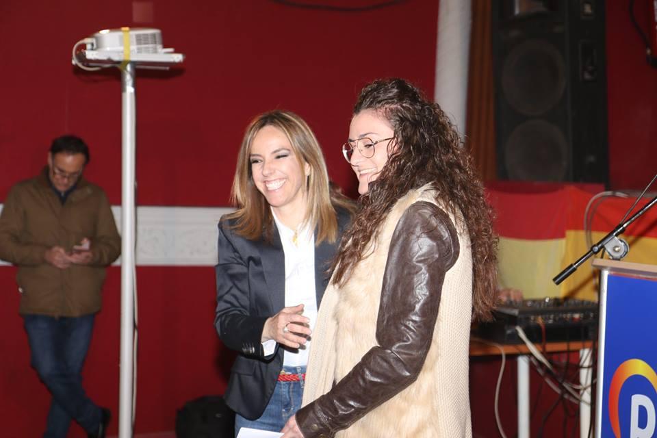 Cristina Rodr%C3%ADguez de Tembleque presenta su candidatura a la Alcald%C3%ADa de Herencia05 - Cristina Rodríguez de Tembleque presenta su candidatura a la Alcaldía de Herencia