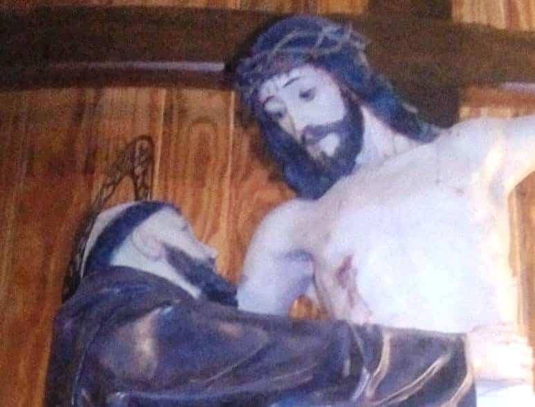La imaginería de la Semana Santa en Herencia 17