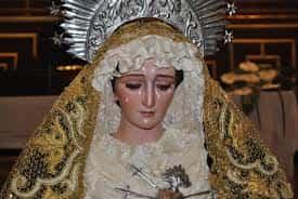 DOLORES - La imaginería de la Semana Santa en Herencia