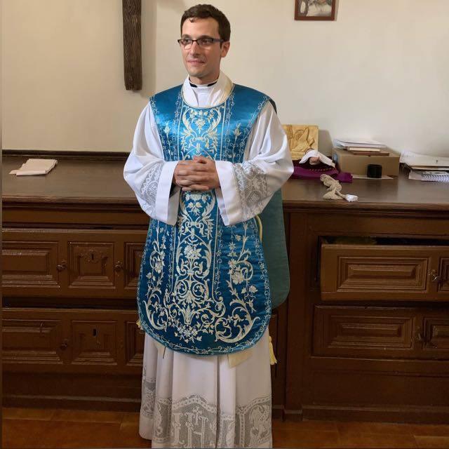 Daniel Rodríguez de la Cruz - Pregón y entrega del libro-guía de la Semana Santa de Herencia 2019