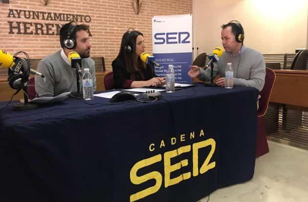 Hoy por Hoy Provincia de Ciudad Real realizó un especial sobre la Semana Santa de Herencia 2
