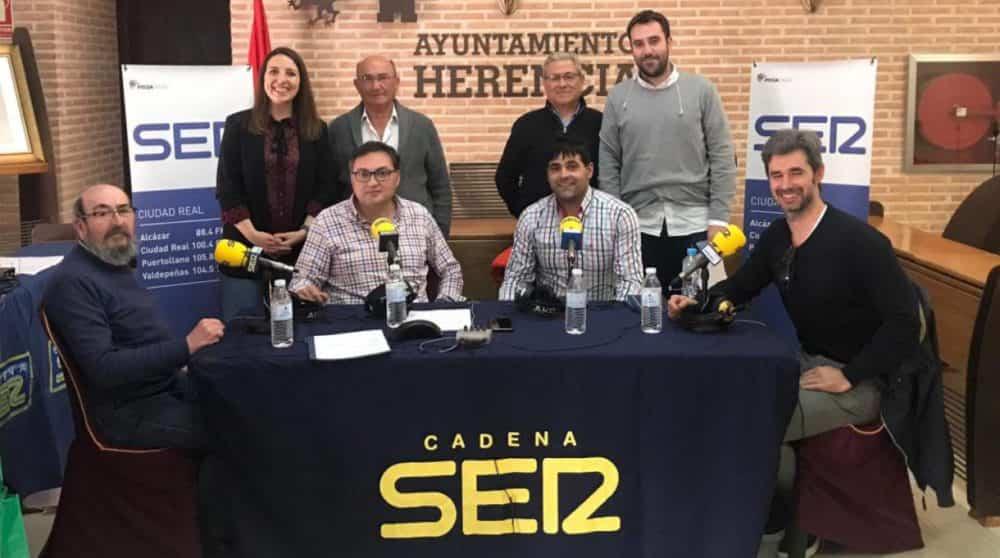 Hoy por Hoy Provincia de Ciudad Real realizó un especial sobre la Semana Santa de Herencia 1