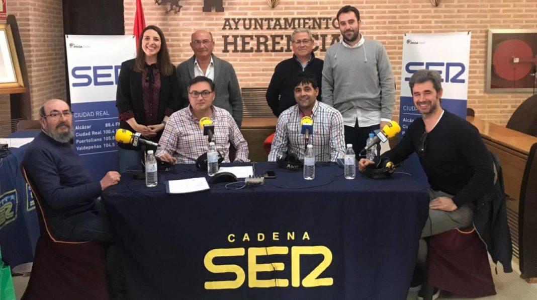 Hoy por Hoy Provincia de Ciudad Real realizó un especial sobre la Semana Santa de Herencia 4