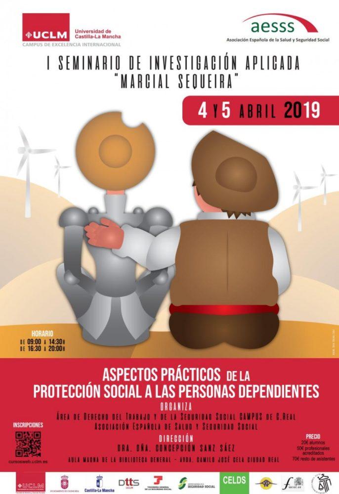 """El centro Carpe Diem participará en el I Seminario de Investigación Aplicada """"Marcial Sequeira"""" 1"""