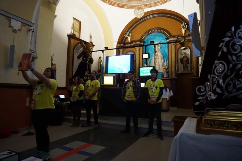 Galería fotográfica del IX Encuentro Juvenil Diocesano Creo 9