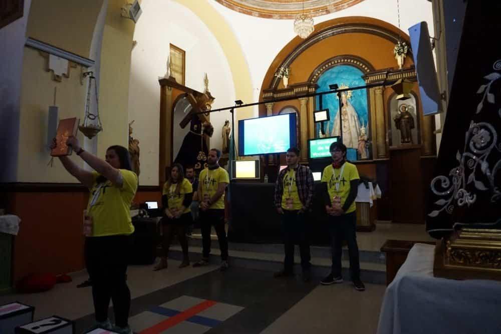 Galería fotográfica del IX Encuentro Juvenil Diocesano Creo 10