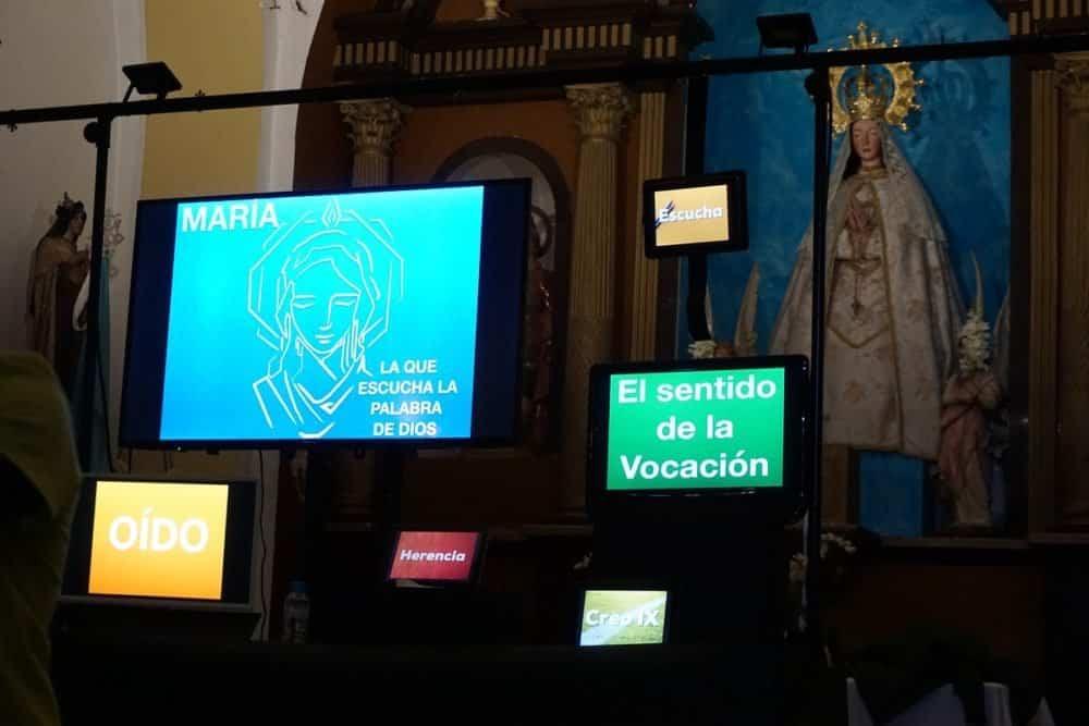 Galería fotográfica del IX Encuentro Juvenil Diocesano Creo 11