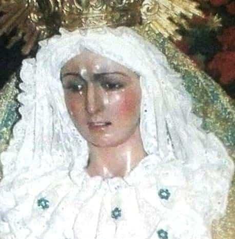 La imaginería de la Semana Santa en Herencia 2