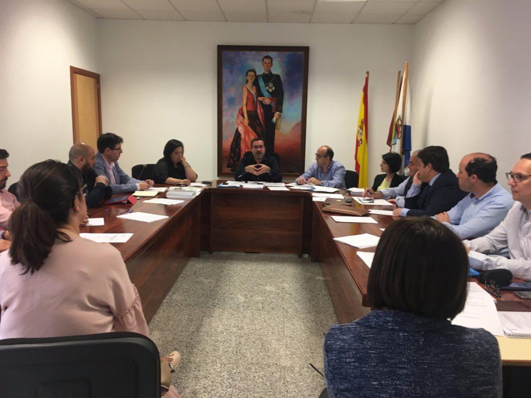 MNJunta5 1068x801 - Las ayudas Leader consolidan el dinamismo empresarial de la comarca