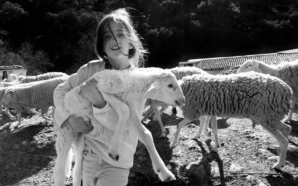 María foto ganadora del concurso Un mundo rural vivo Obra de Gracia Cid Fotografía - La Red Rural Nacional premia una fotografía de Pablo García-Miguel (Folbap)