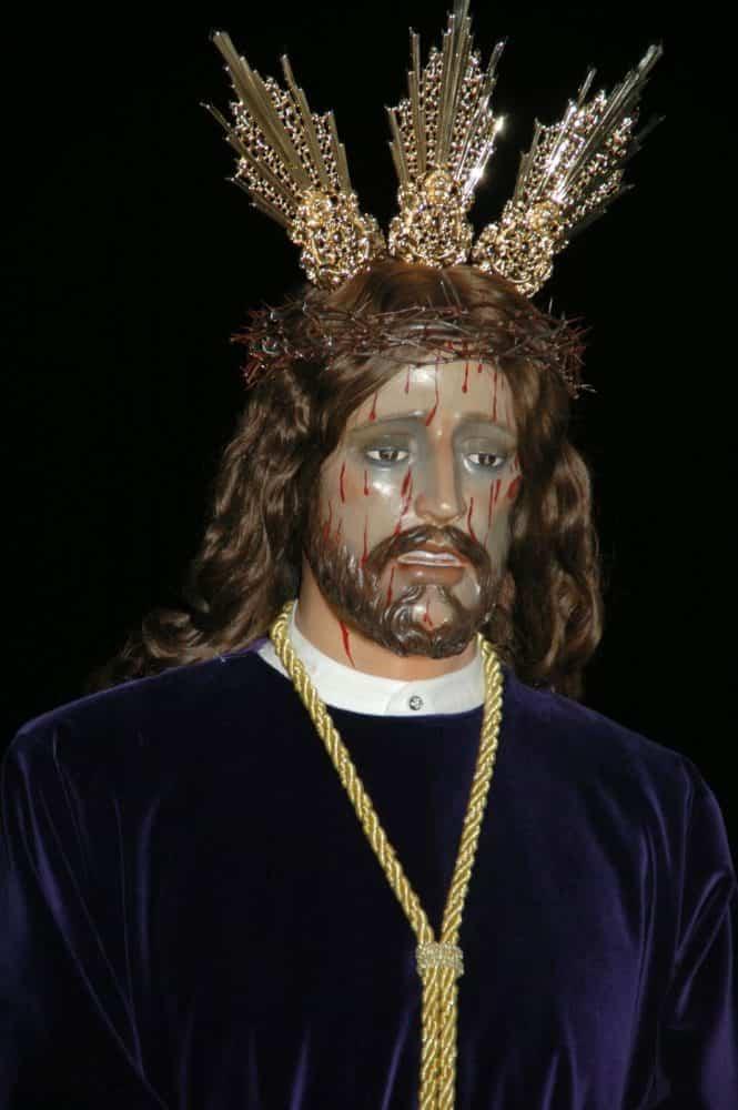 NAZARENO 665x1000 - La imaginería de la Semana Santa en Herencia