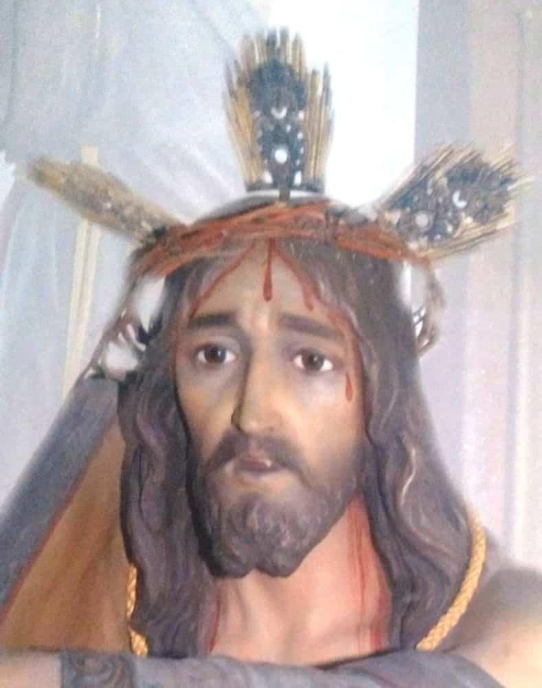 La imaginería de la Semana Santa en Herencia 23