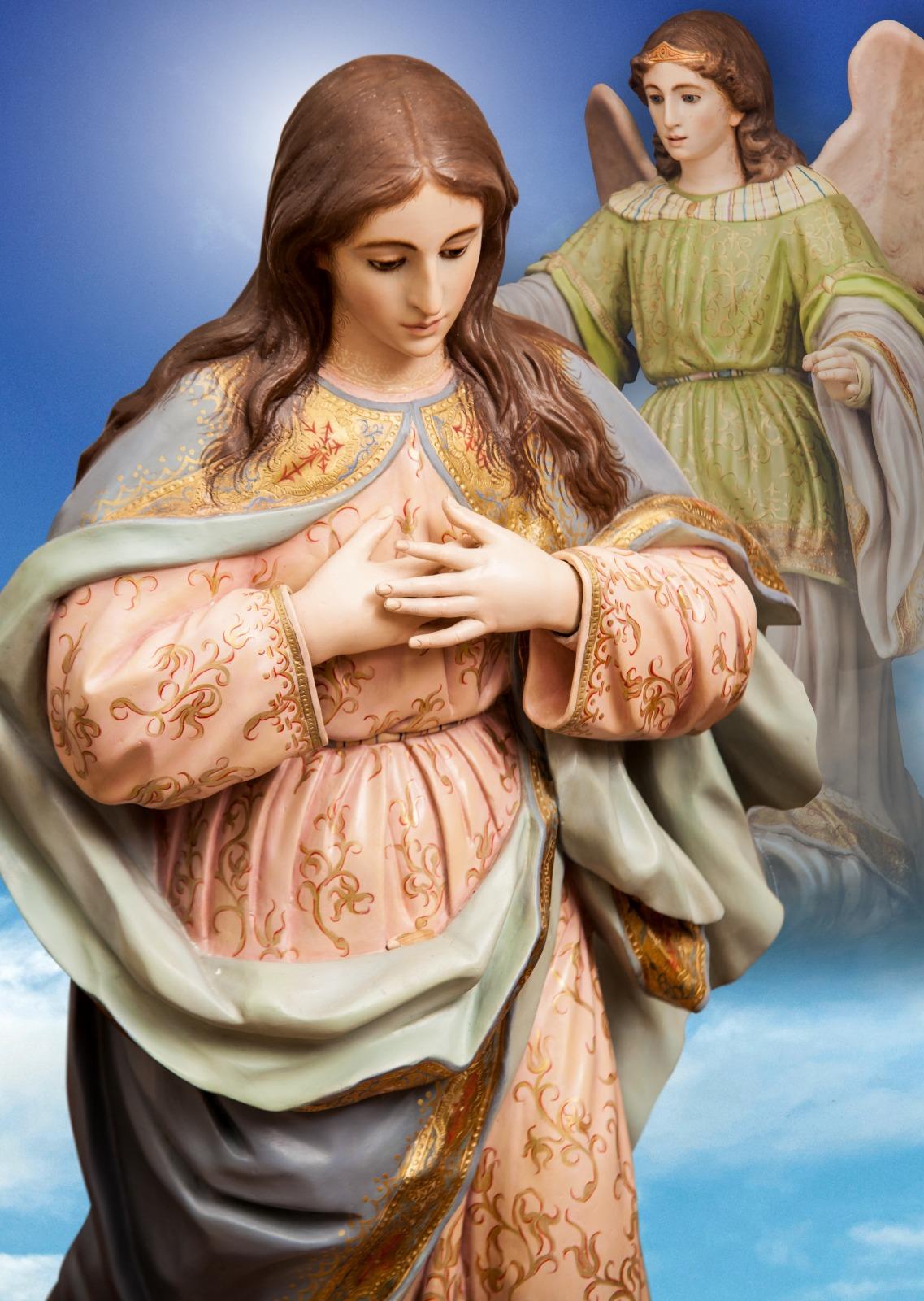 Nuestra Señora de la Encarnación de Herencia1 - El barrio de la Encarnación prepara la festividad de su titular